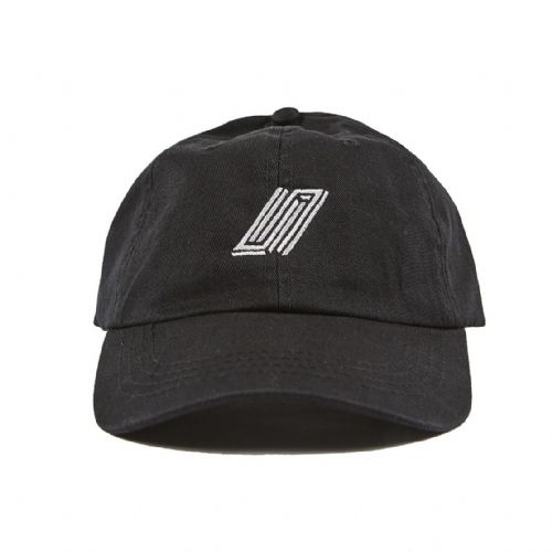 United Dad Hat Black